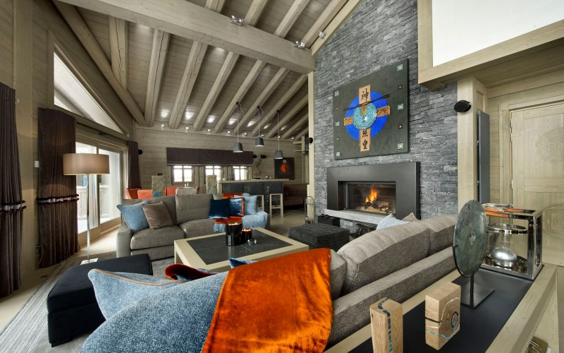 Chalet Panmah in Courchevel 02