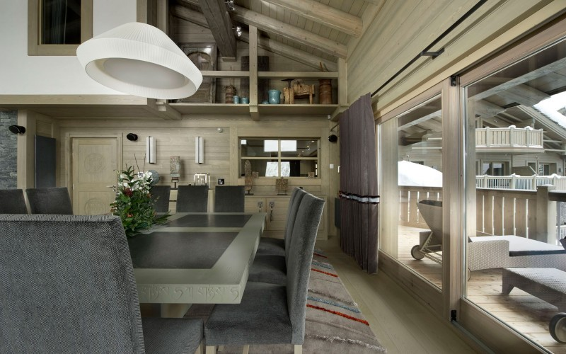 Chalet Panmah in Courchevel 04