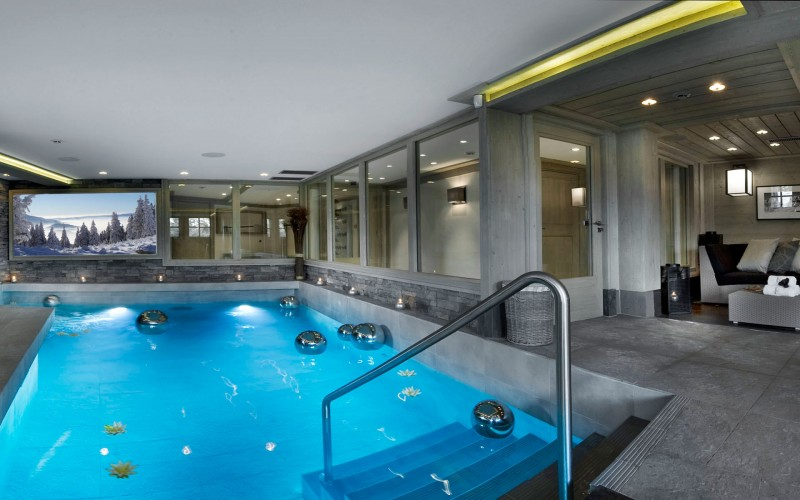 Chalet Panmah in Courchevel 10
