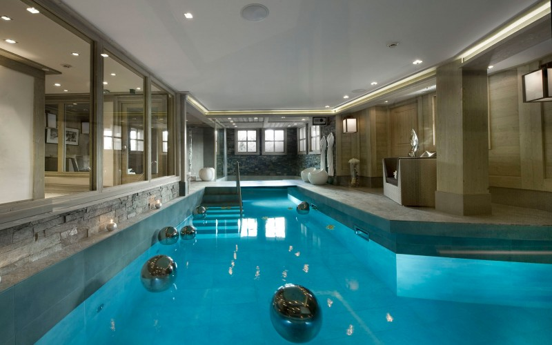 Chalet Panmah in Courchevel 11