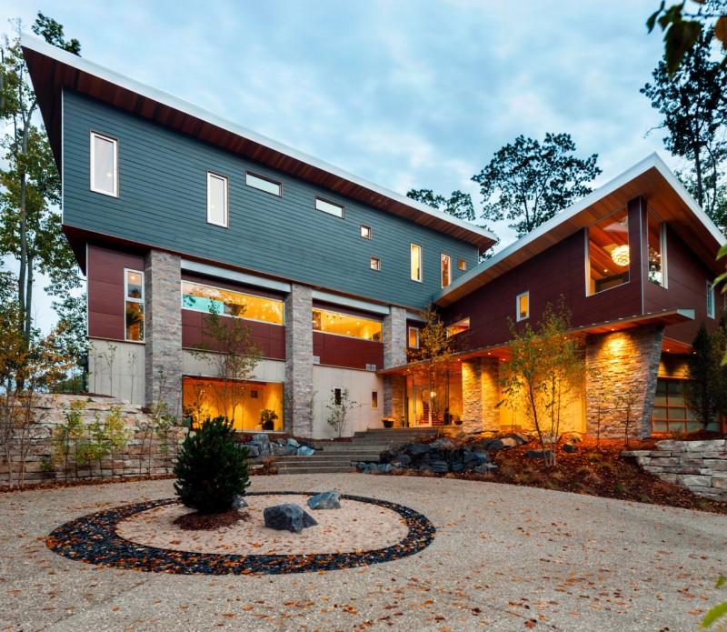 M-22 House by Michael Fitzhugh Architect 16