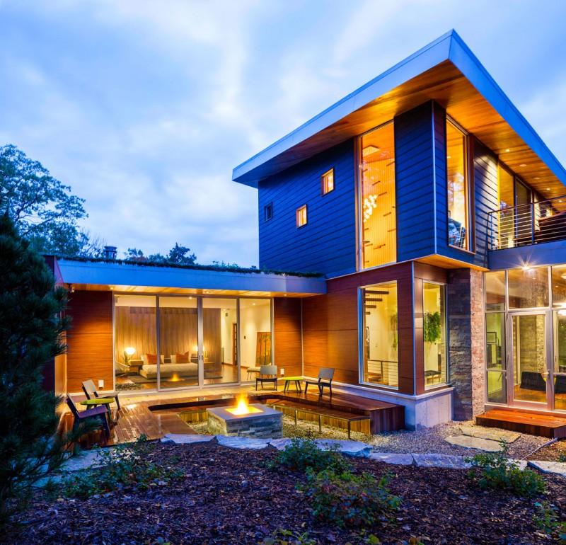 M-22 House by Michael Fitzhugh Architect 17