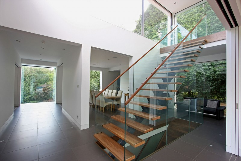 Oxted, contemporary home in Surrey, England 14