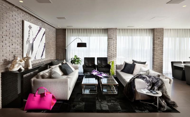 Urban Apartment by Michal Schein 02