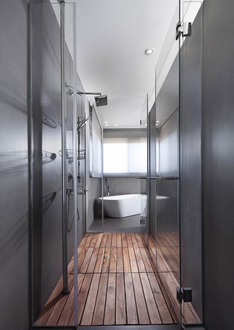 Urban Apartment by Michal Schein 11