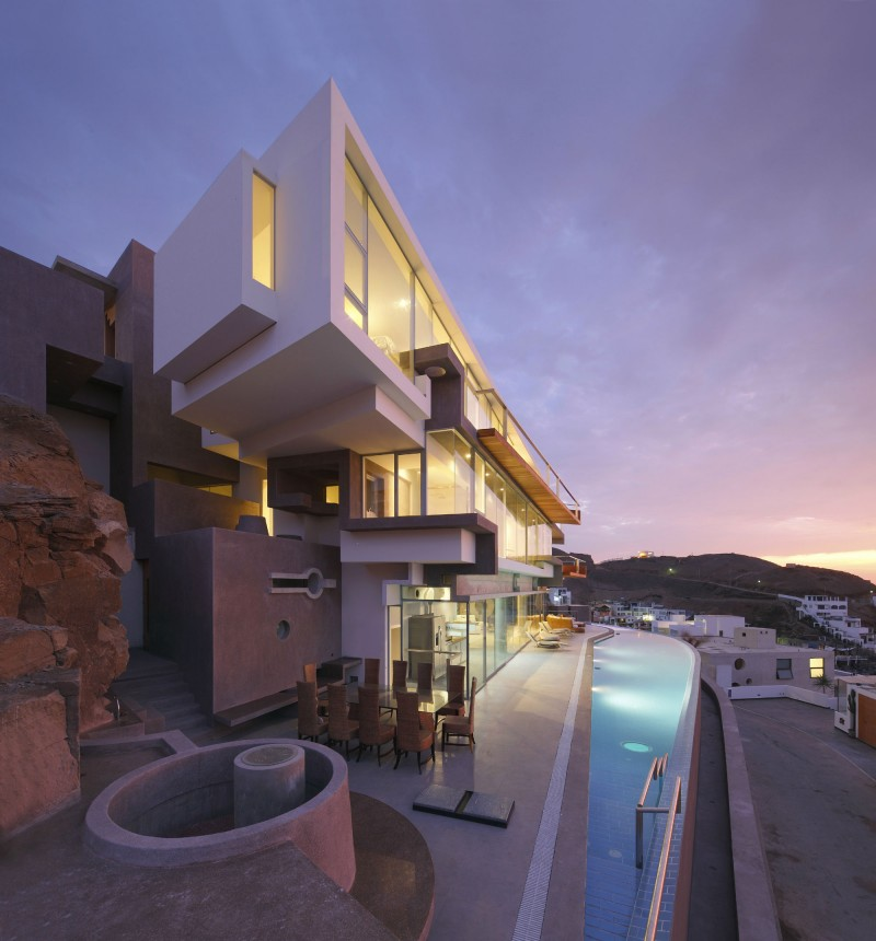 Veronica Beach House by Longhi Architects 03