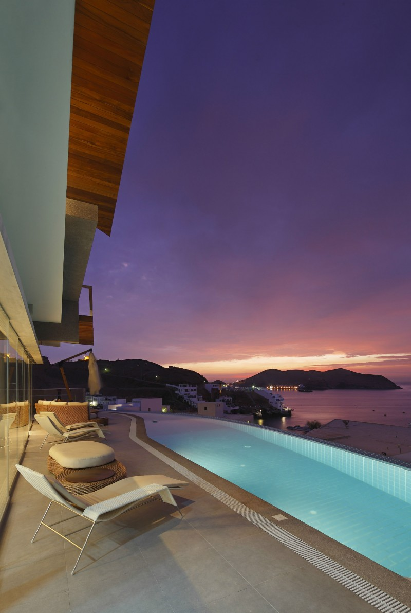 Veronica Beach House by Longhi Architects. - MyHouseIdea