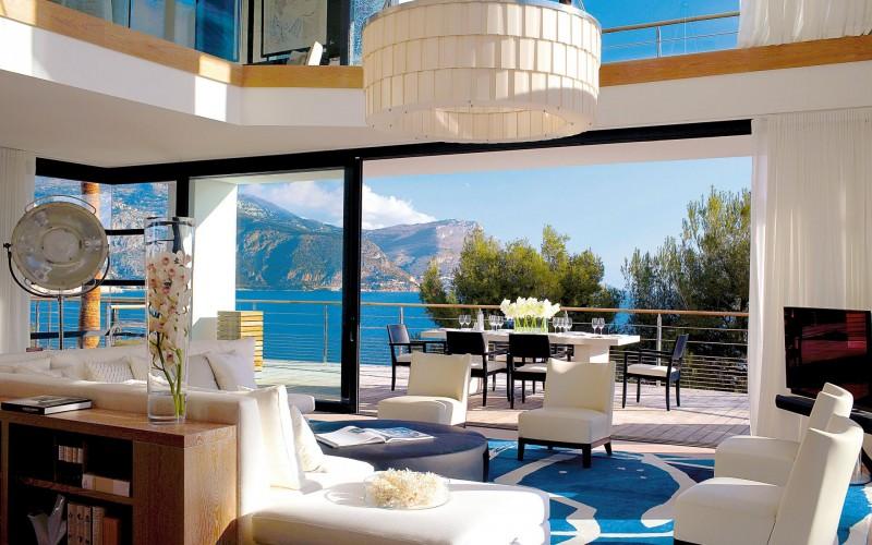 Villa O in St. Jean Cap Ferrat, France 01