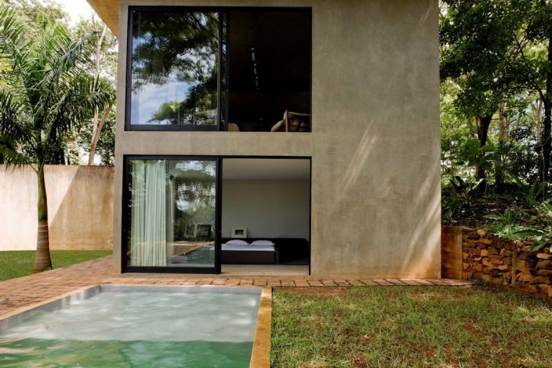 Casa Da Caixa Vermelha by Leo Romano 09
