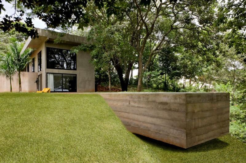 Casa Da Caixa Vermelha by Leo Romano 10