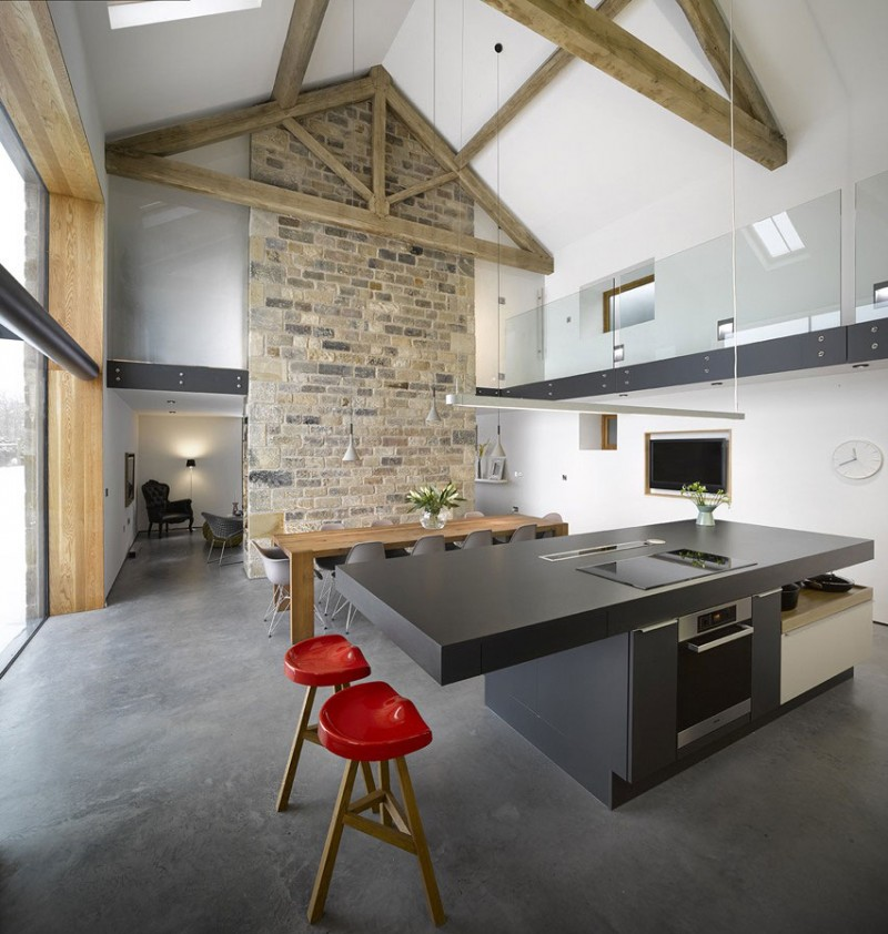 Cat Hill Barn by Snook Architects 01