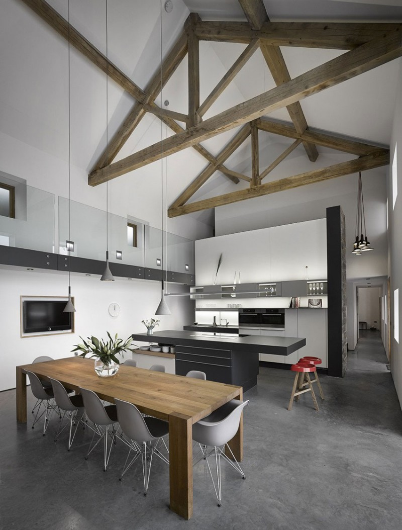 Cat Hill Barn by Snook Architects 02