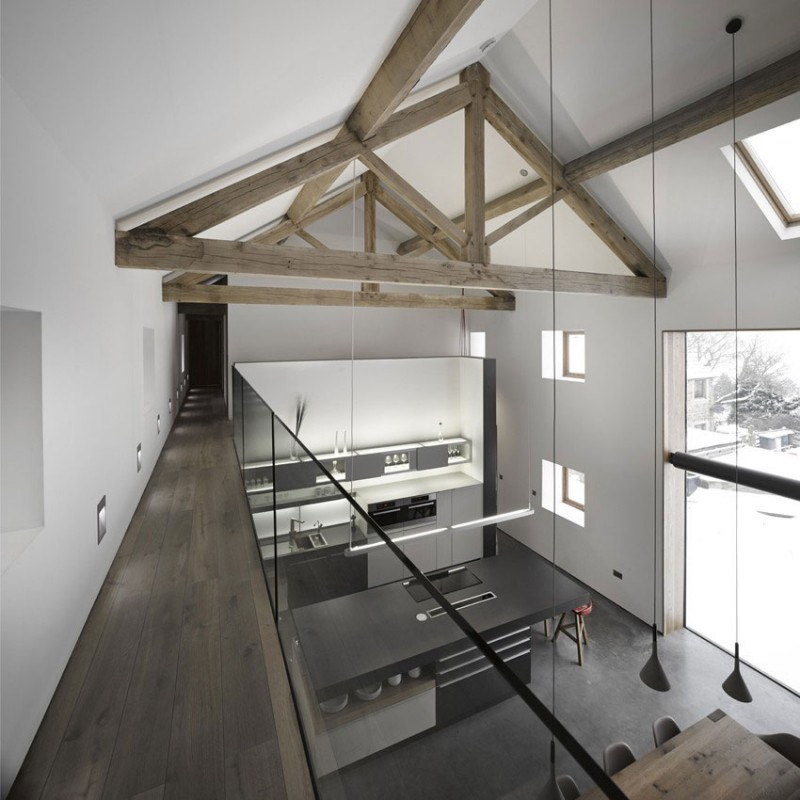 Cat Hill Barn by Snook Architects 03