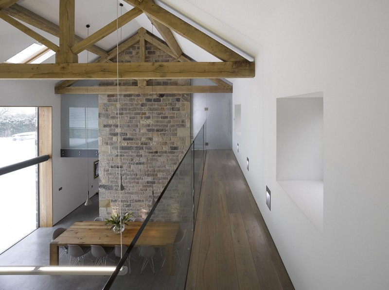 Cat Hill Barn by Snook Architects 04