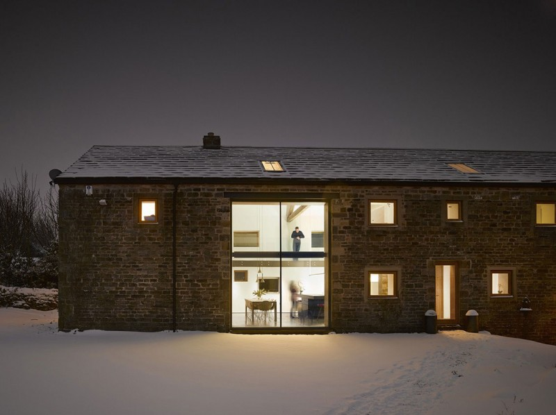 Cat Hill Barn by Snook Architects 10
