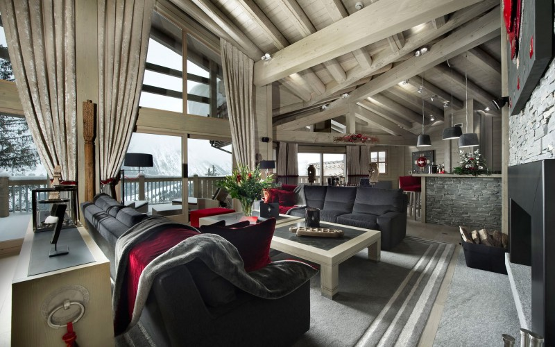 Chalet Baltoro, Courchevel 1850 02