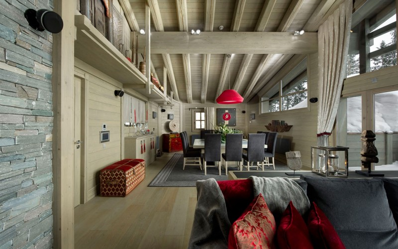 Chalet Baltoro, Courchevel 1850 04