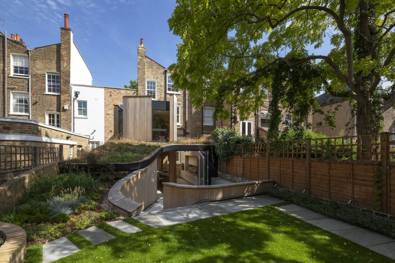 De Beauvoir Road by Scott Architects 02