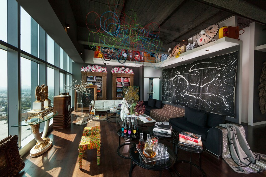 High Rise Penthouse by Maxime Jacquet 02