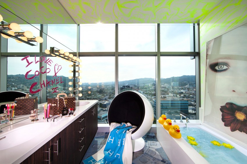 High Rise Penthouse by Maxime Jacquet 11
