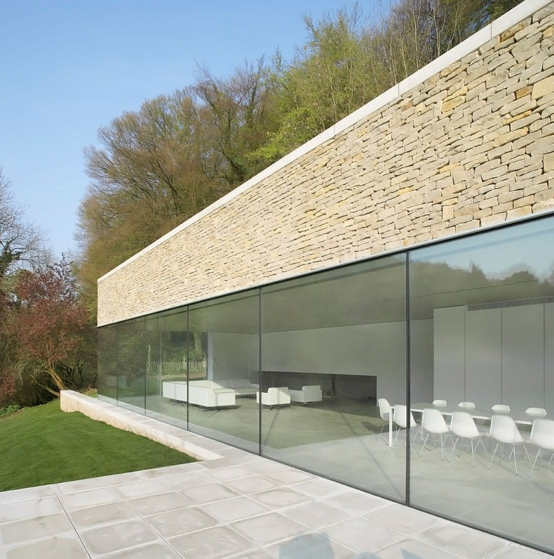 Private House in Cotswolds by Found Associates 02