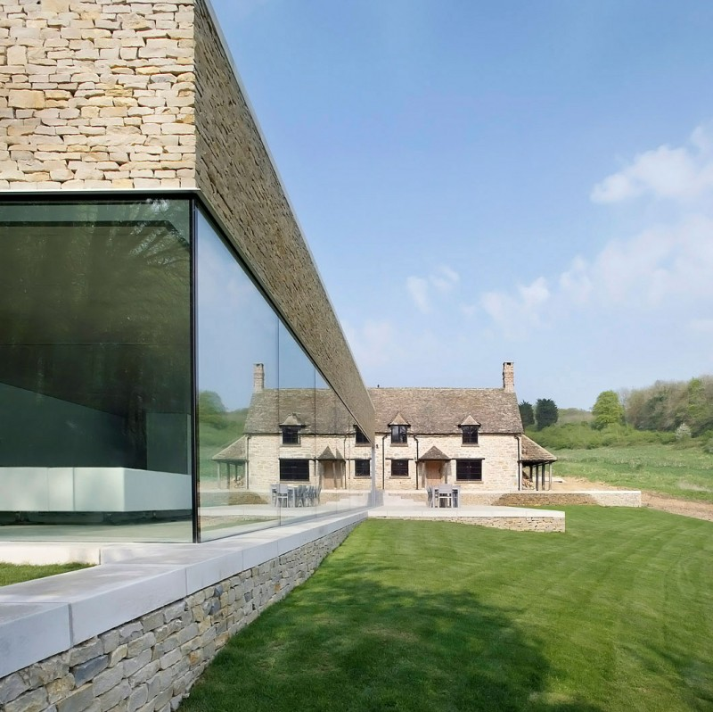 Private House in Cotswolds by Found Associates 03