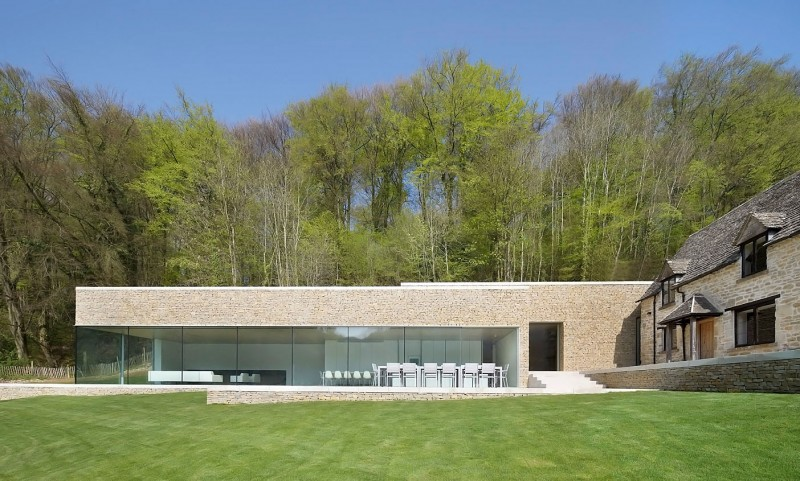 Private House in Cotswolds by Found Associates 04