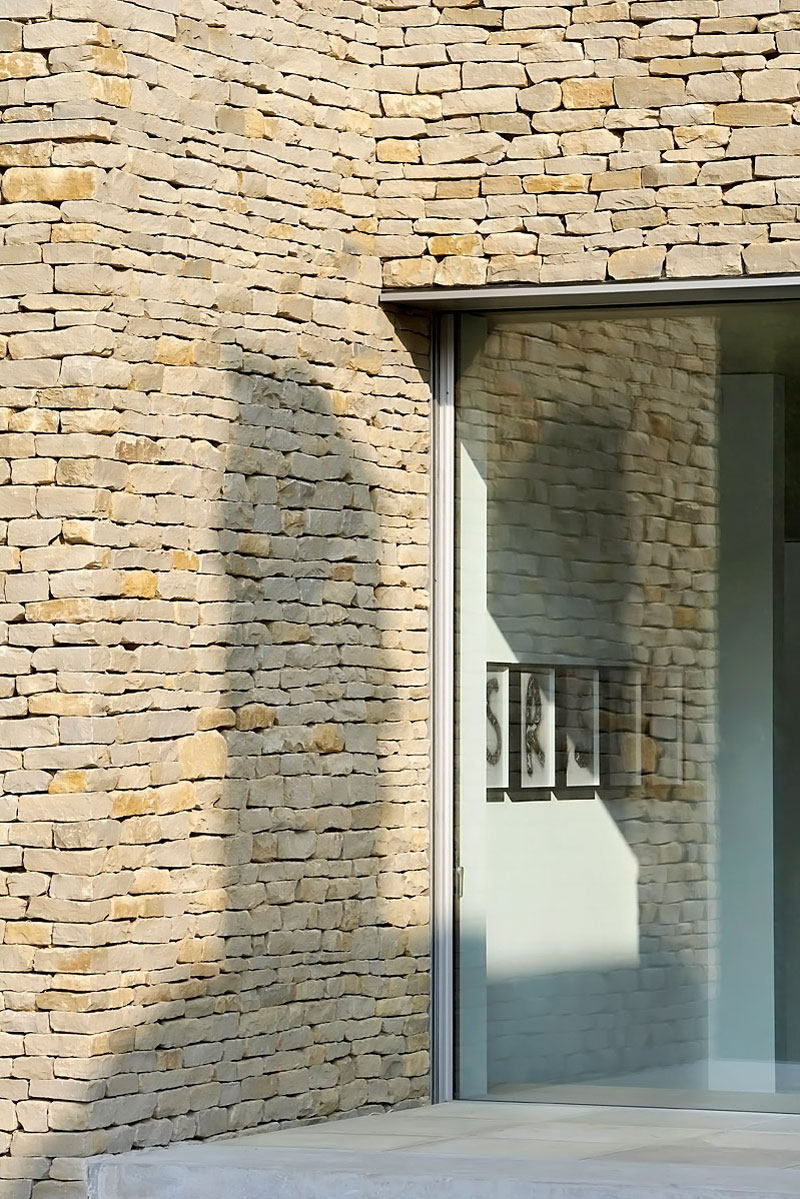 Private House in Cotswolds by Found Associates 07