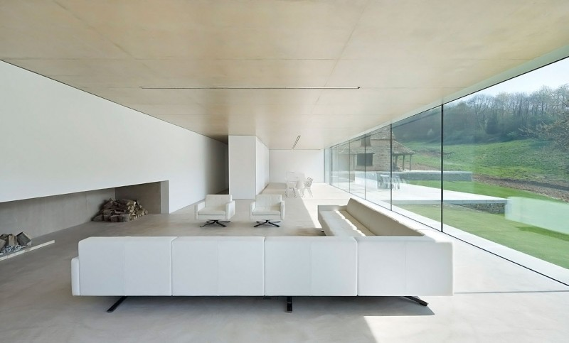 Private House in Cotswolds by Found Associates 08