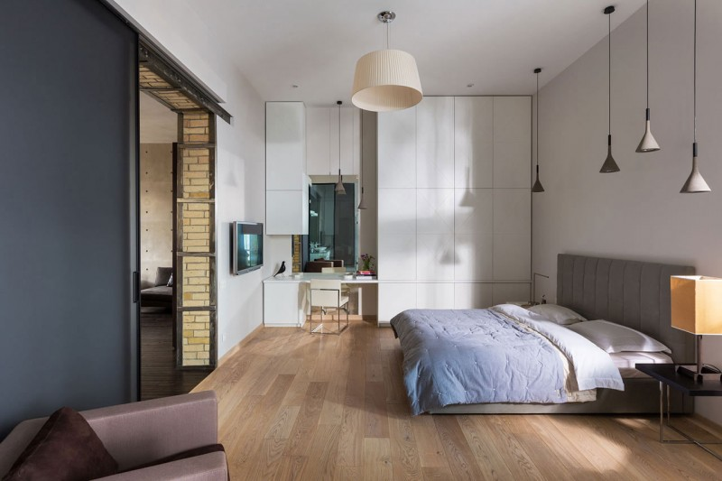 The Podil Loft Apartment by Sergey Makhno 11