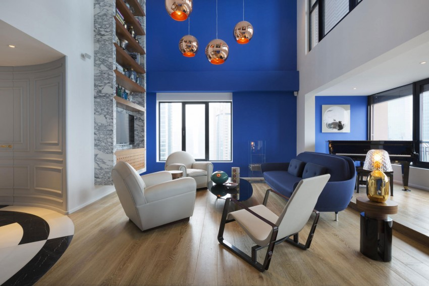 Blue Penthouse by Dariel Studio 03