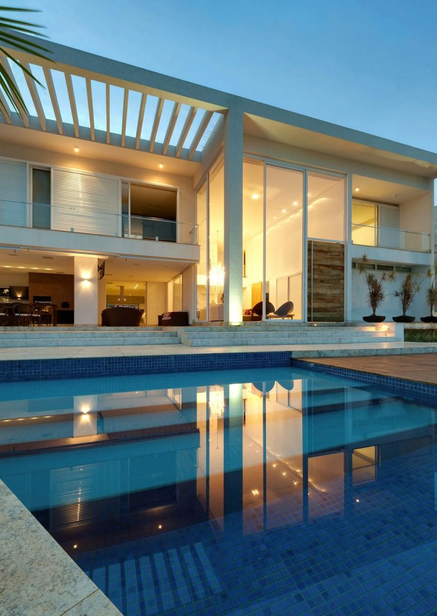 Casa MM by Dayala+Rafael Arquitetura 10