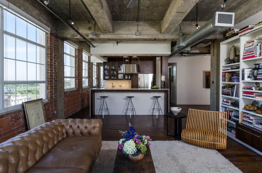 Houston Loft by CONTENT Architecture 02