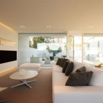 Jesolo Lido Pool Villa by JM Architecture 06