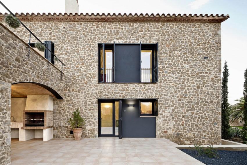 Private House Empordà by Núria Selva Villaronga 04