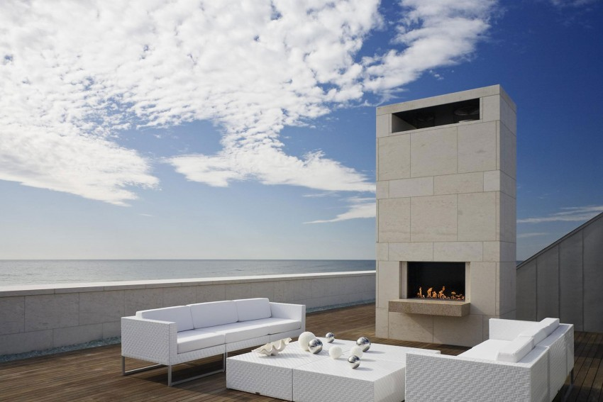 Southampton Beach House by Alexander Gorlin Architects 03
