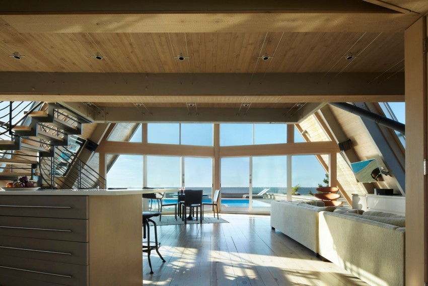A-Frame Rethink by Bromley Caldari Architects 04