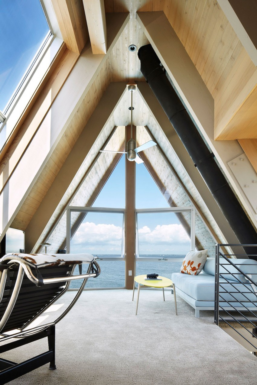A-Frame Rethink by Bromley Caldari Architects 10
