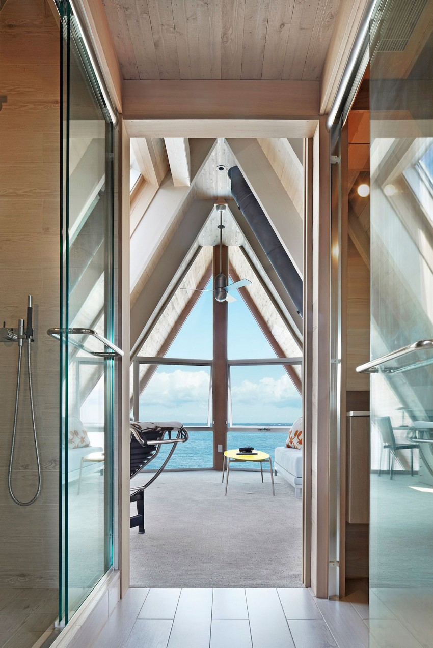 A-Frame Rethink by Bromley Caldari Architects 11