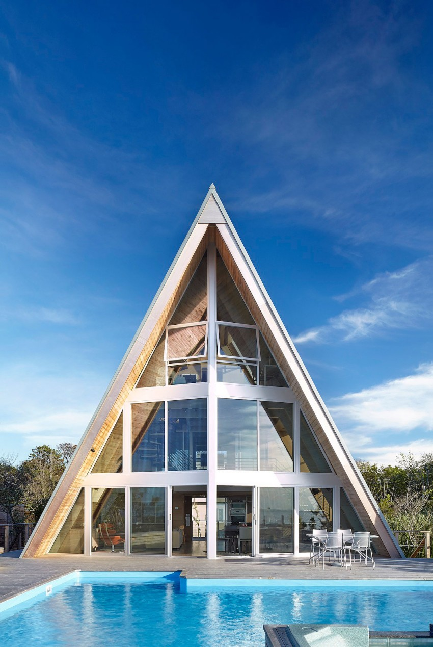 A-Frame Rethink by Bromley Caldari Architects 16