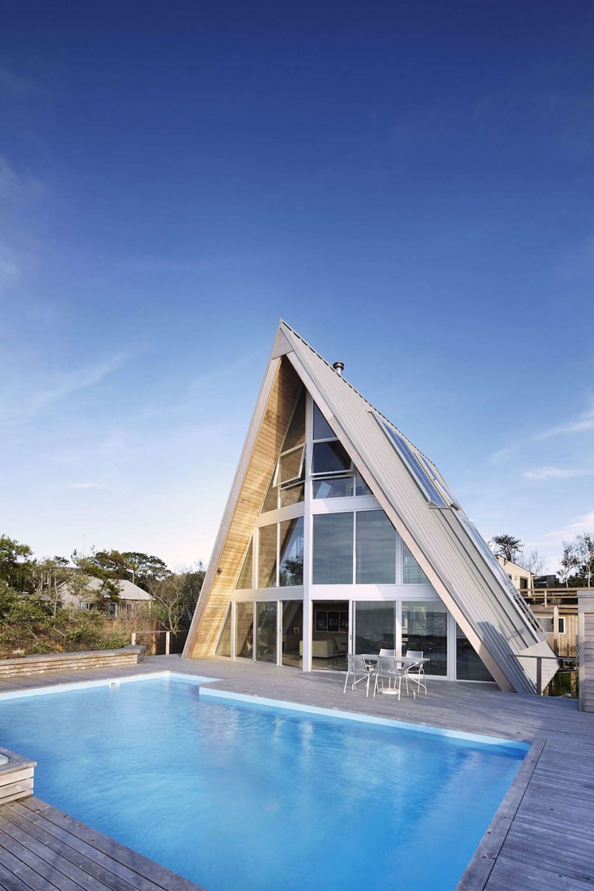 A-Frame Rethink by Bromley Caldari Architects 17