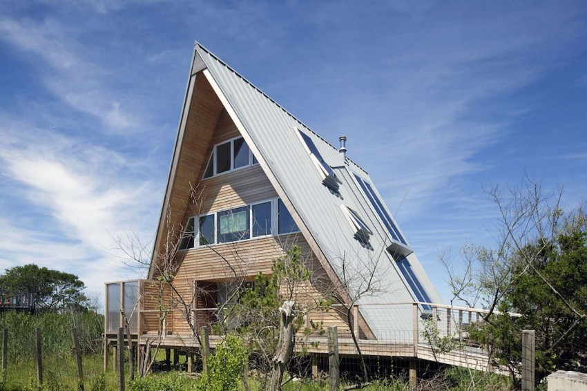 A-Frame Rethink by Bromley Caldari Architects 18