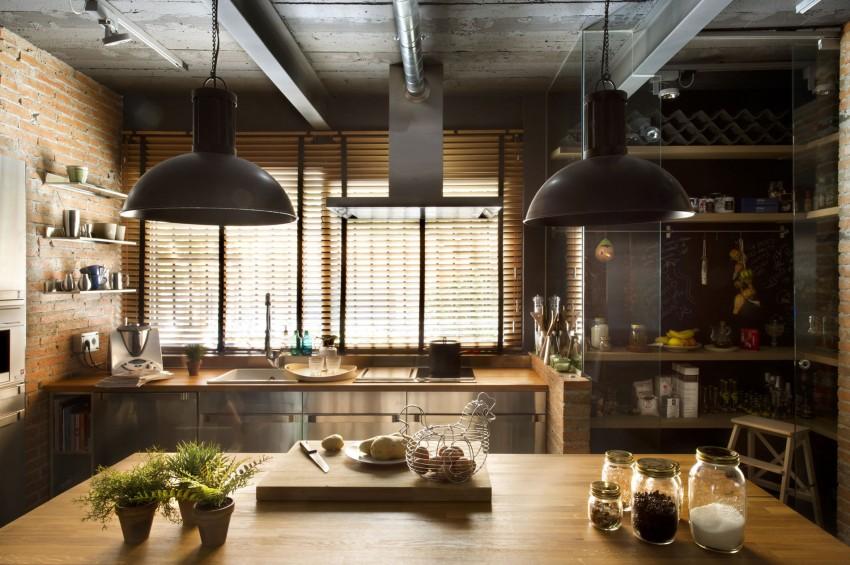 Bajo comercial convertido en loft by Egue y Seta 03