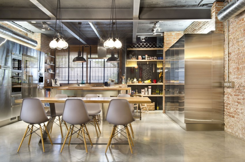 Bajo comercial convertido en loft by Egue y Seta 09