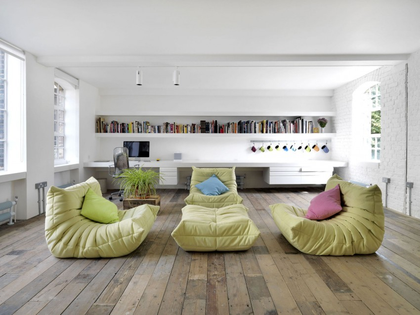 Bermondsey Warehouse Loft by FORM Design Architecture 02