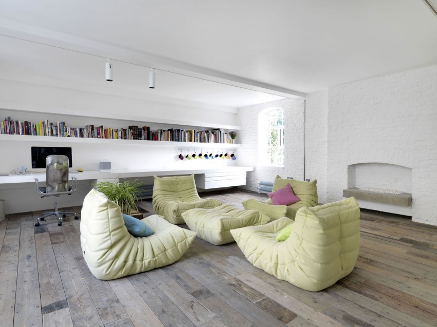Bermondsey Warehouse Loft by FORM Design Architecture 03