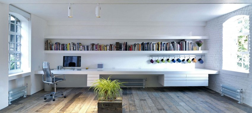 Bermondsey Warehouse Loft by FORM Design Architecture 04