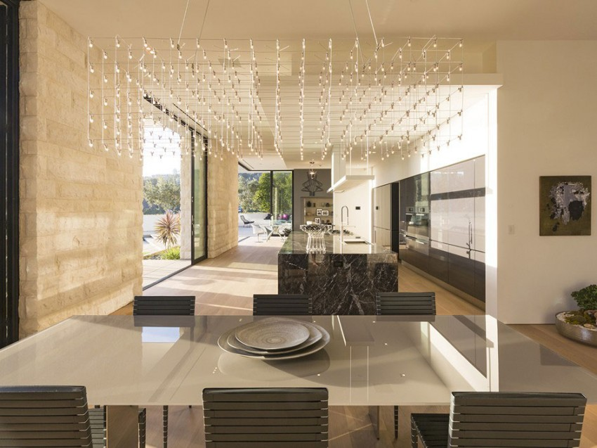 Contemporary architectural house on Sunset Strip 06