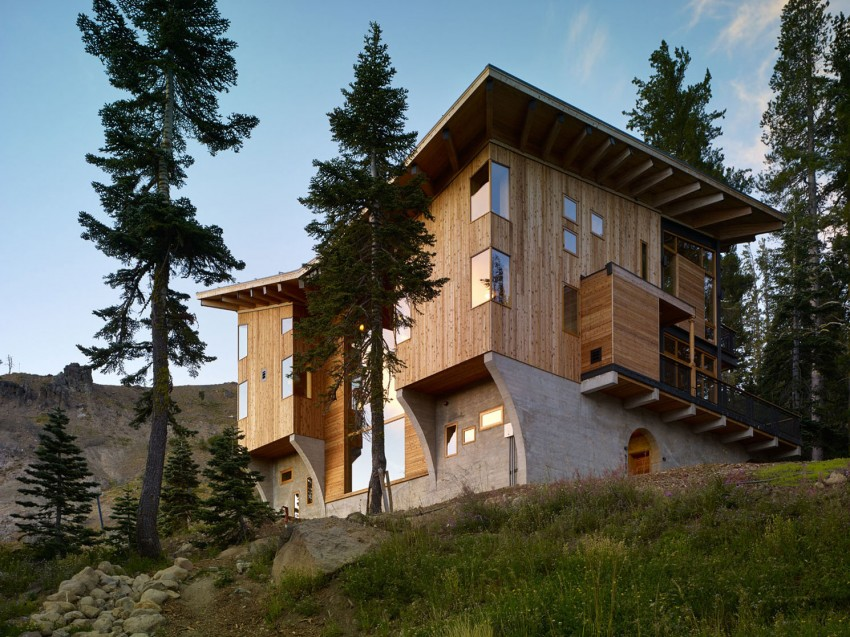 Crow's Nest Residence by Mt. Lincoln Construction & BCV Architects 17