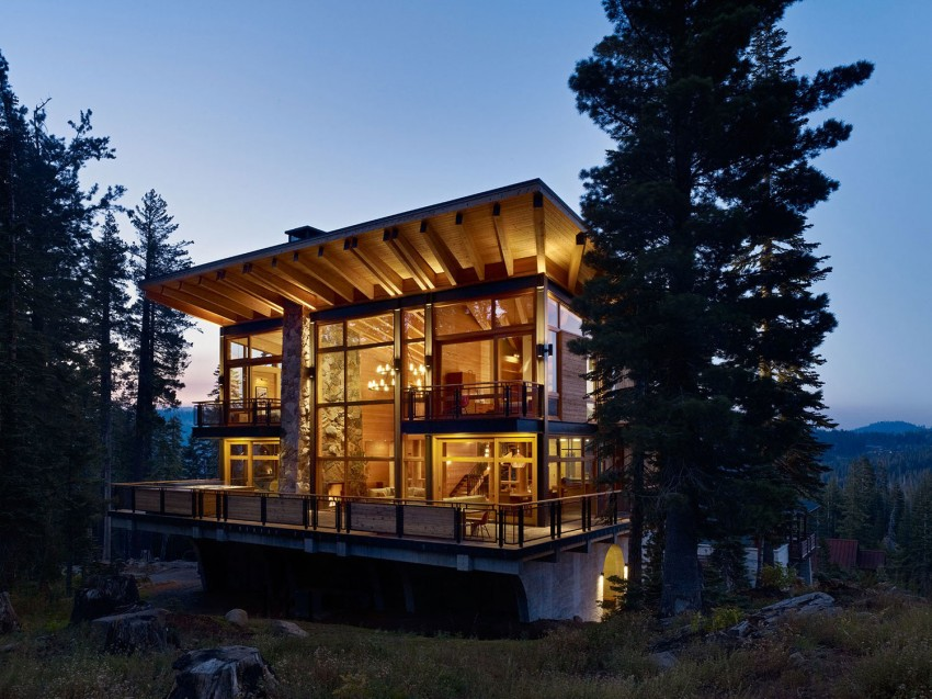 Crow's Nest Residence by Mt. Lincoln Construction & BCV Architects 20